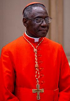 181 Robert Cardinal Sarah Prefect