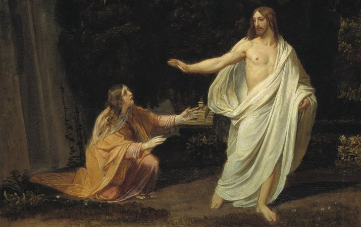 Ivanov Christs Appearance to Mary Magdalene after the Resurrection 1834 gtg 17631crop 715x451