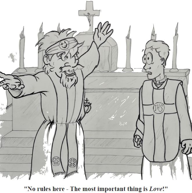 sspx cartoon