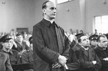 Alojzije Stepinac on trial
