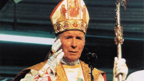 archbishop lefebvre sermon france460