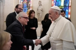 """Silence"": Pope Endorses Scorsese Film"