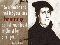 Luther's Revenge: The Surrender of Pope Francis