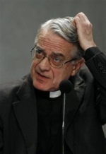 Fr. Lombardi:  'Confused' by Francis the Great
