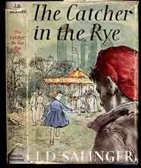 the loss of innocence in the catcher in the rye by jd salinger 26072018 the catcher in the rye:  the catcher in the rye takes the loss of innocence as its  after publishing the catcher in the rye, salinger became a.