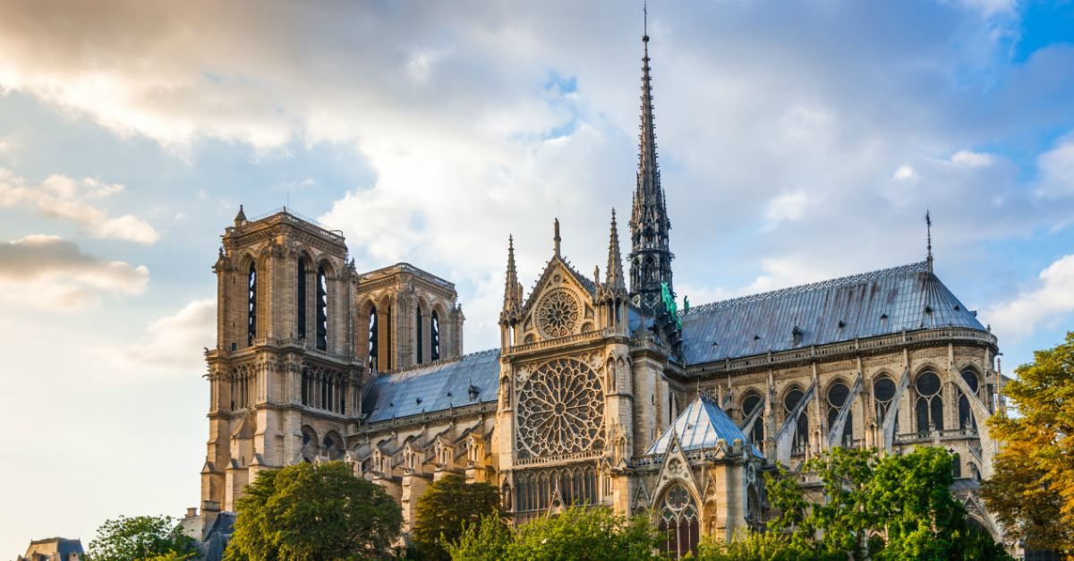 notre dame as was