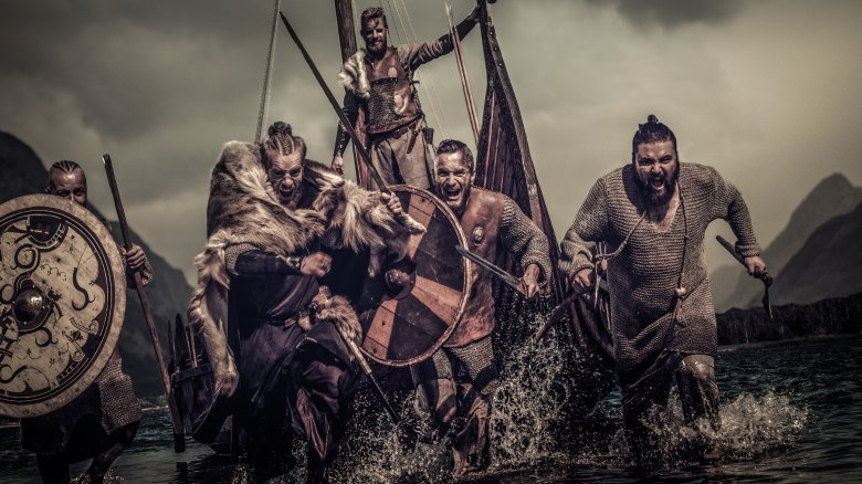 viking raids
