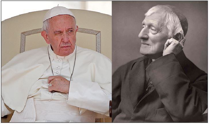 pope and Newman