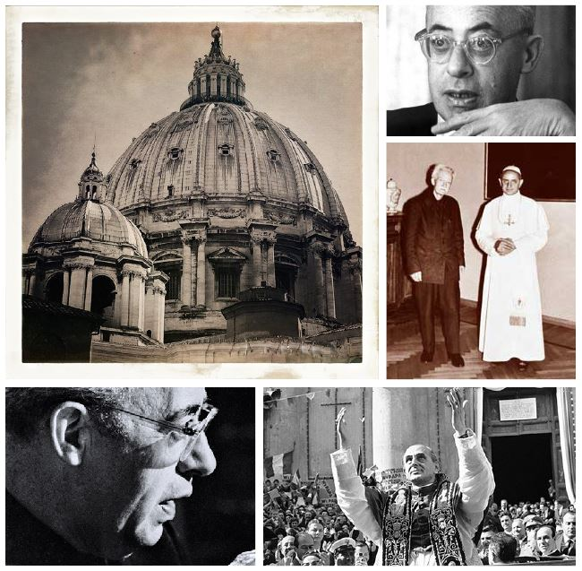 saul paul maritain collage