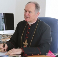 Bishop Fellay Stands Strong in Defense of Tradition