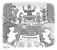 Preview New Print Edition of The Remnant